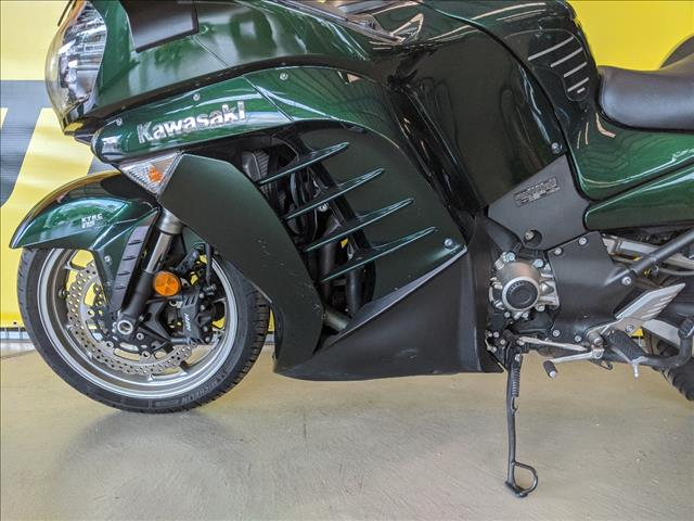 2011 KAWASAKI 1400 GTR ABS (K-ACT) 1400CC CBF ROAD