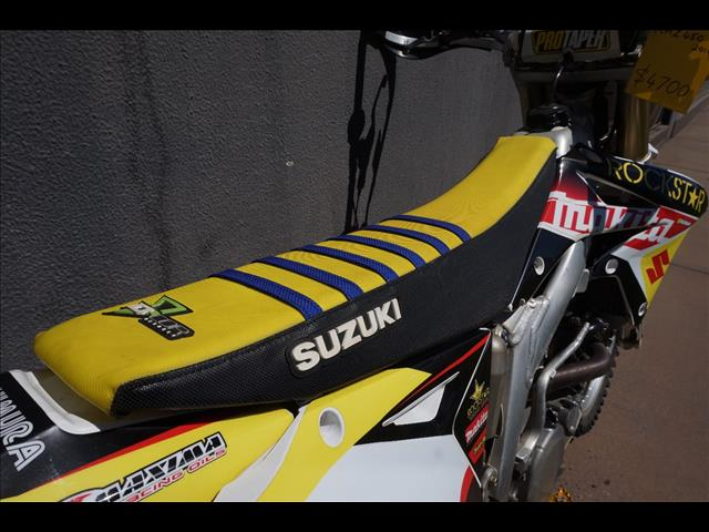 2010 SUZUKI RM-Z450 450CC L0 MOTOCROSS