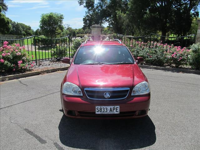 2006 HOLDEN VIVA JF MY07 4D WAGON
