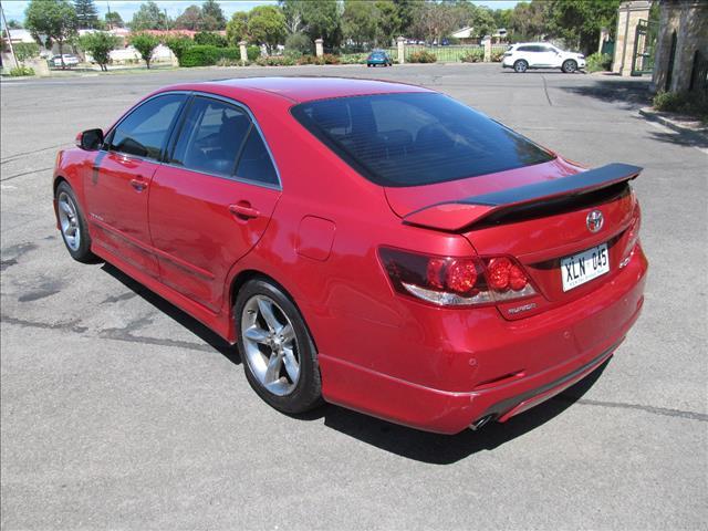 2007 TOYOTA AURION SPORTIVO ZR6 GSV40R 4D SEDAN