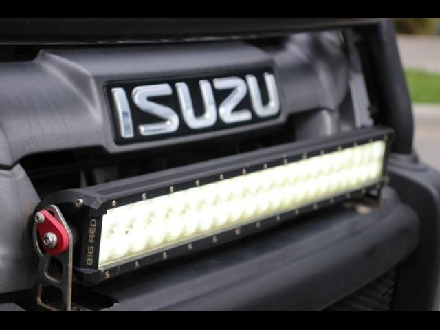 2015 ISUZU D-MAX SX (4x4) TF MY15 SPACE C/CHAS