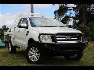 2014 Ford Ranger XLT Super Cab PX Utility