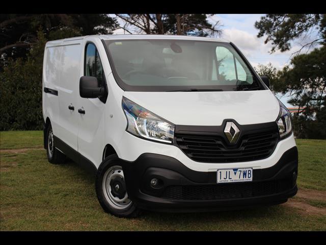 2016 Renault Trafic 103KW Low Roof LWB X82 Van