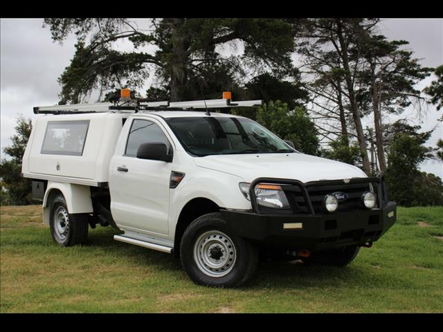 2015 Ford Ranger XL PX Cab Chassis