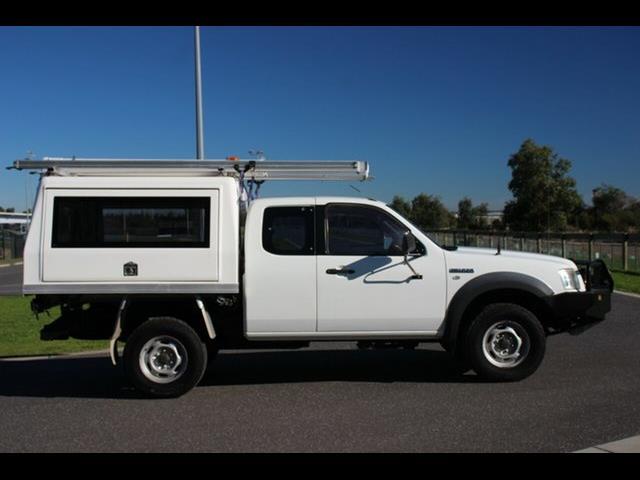 2008 Ford Ranger XL Super Cab PJ Cab Chassis