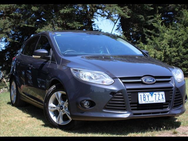 2014 Ford Focus Trend PwrShift LW MkII MY14 Hatchback