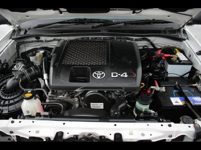 2013 TOYOTA HILUX SR (4x4) KUN26R MY12 X CAB C/CHAS