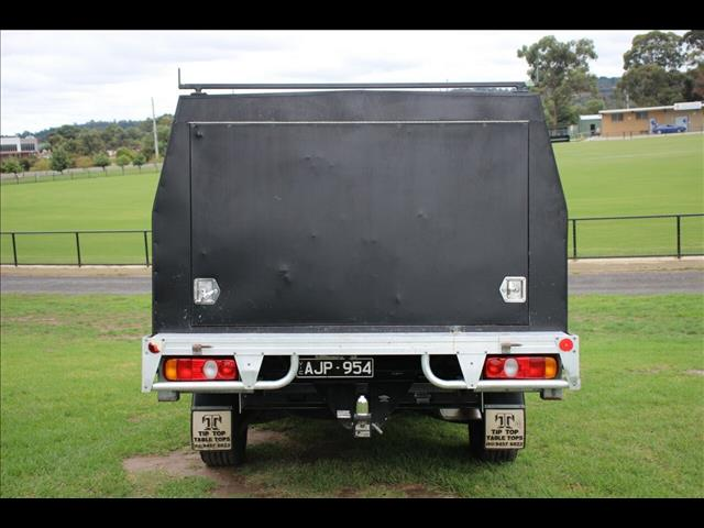 2010 Volkswagen Transporter LWB DSG T5 MY10 Cab Chassis