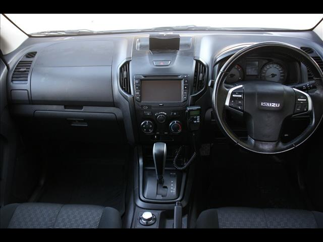 2017 Isuzu D-MAX SX Crew Cab MY17 Cab Chassis