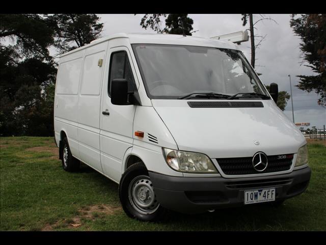 2006 Mercedes-Benz Sprinter 308CDI Low Roof SWB MY05 Van