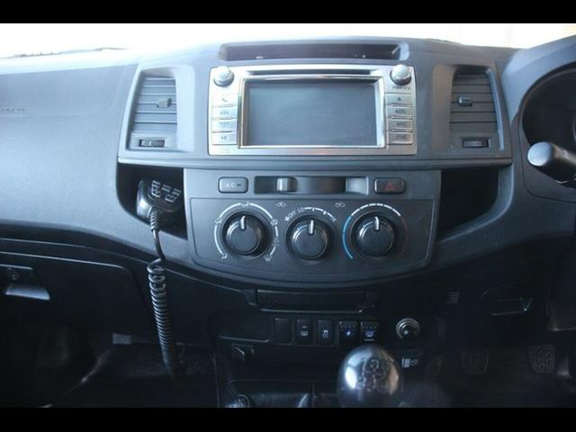 2015 Toyota Hilux SR Xtra Cab KUN26R MY14 Cab Chassis