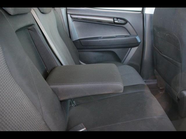 2016 ISUZU D-MAX SX (4x4) TF MY15 CREW C/CHAS