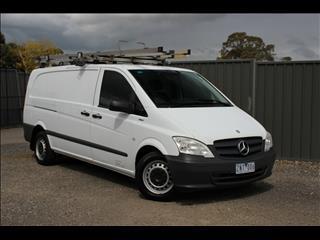 2013 Mercedes-Benz Vito 113CDI LWB 639 MY11 Van