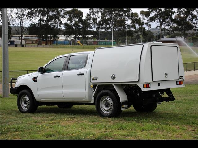 2016 Ford Ranger XL PX MkII Cab Chassis