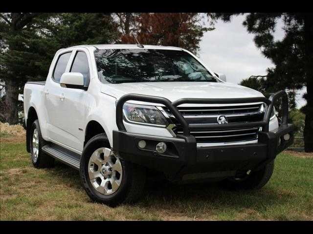 2017 Holden Colorado LT Pickup Crew Cab 4x2 RG MY17 Utility