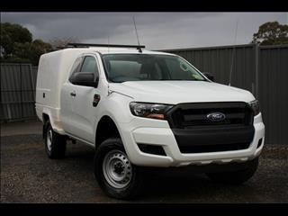 2015 Ford Ranger XL PX MkII Cab Chassis