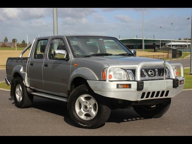 2006 NISSAN NAVARA ST-R (4x4) D22 P/UP