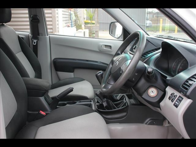 2013 Mitsubishi Triton GLX Double Cab MN MY13 Utility