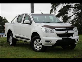 2016 HOLDEN COLORADO LS-X (4x4) RG MY16 CREW CAB P/UP
