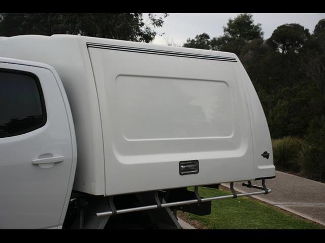 2015 HOLDEN COLORADO LS (4x4) RG MY15 CREW C/CHAS