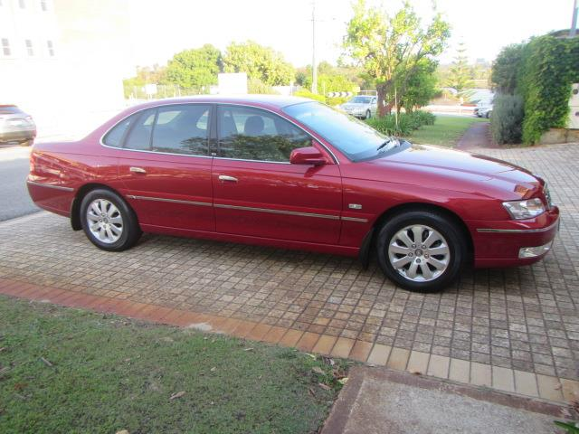 2005 HOLDEN STATESMAN INTERNATIONAL WL 4D SEDAN