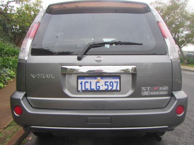 2007 NISSAN X-TRAIL ST-S X-TREME 4X4 T30 MY06 4D WAGON