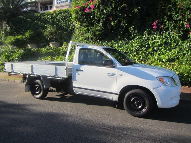 2005 TOYOTA HILUX WORKMATE RZN149R CCHAS