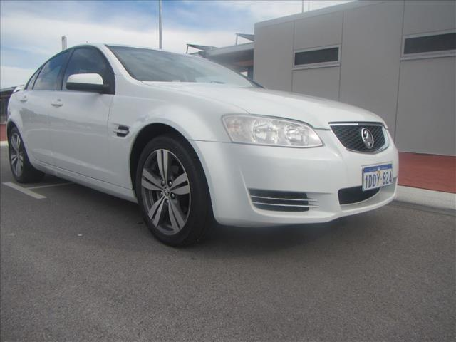2012 HOLDEN COMMODORE OMEGA VE II MY12.5 4D SEDAN
