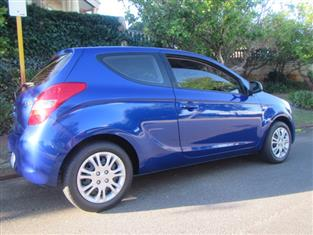 2011 HYUNDAI I20 ACTIVE PB MY12 3D HATCHBACK
