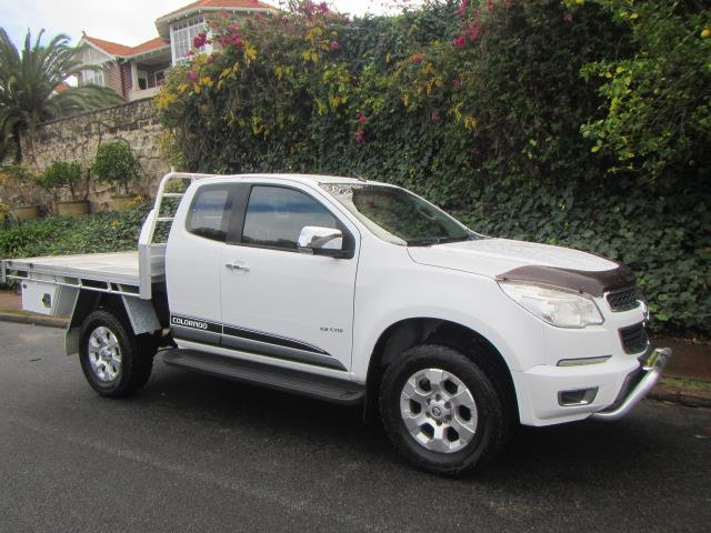 2013 HOLDEN COLORADO LTZ 4X4 RG MY14 SPACE CAB PUP