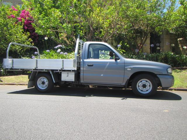 2006 MAZDA B2500 BRAVO DX MY05 UPGRADE CCHAS