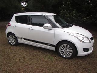 2011 SUZUKI SWIFT GLX FZ 5D HATCHBACK