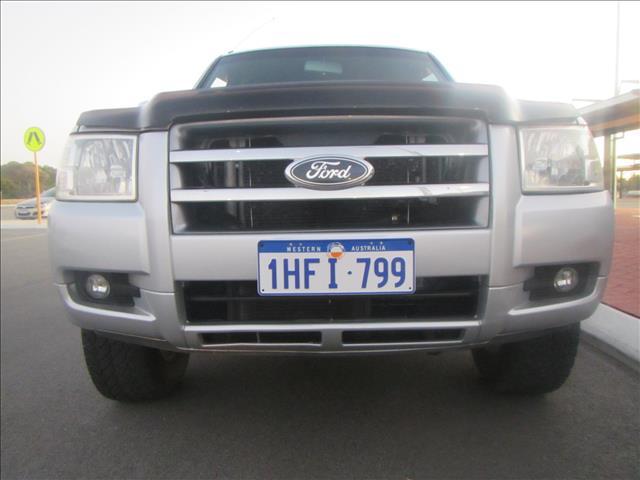 2007 FORD RANGER XLT 4X4 PJ DUAL CAB PUP