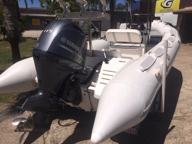 2012 Excedo 600 Airmaster