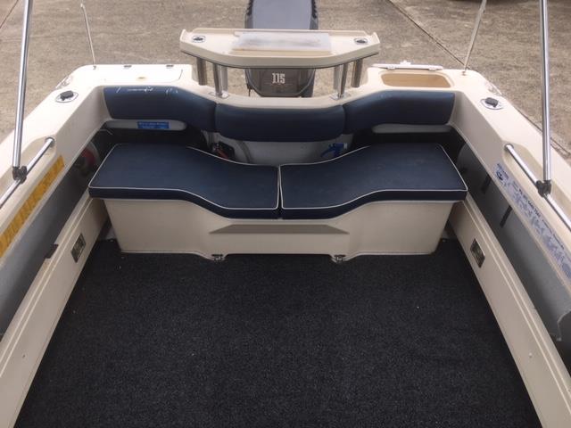 Cruise Craft 550 Explorer