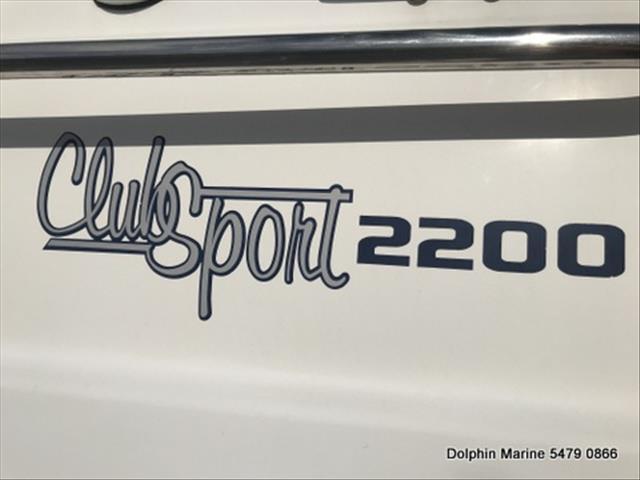 Mustang 2200 Clubsport