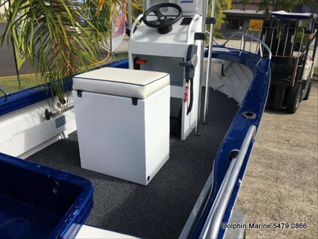 Bluefin 430 Centre Console