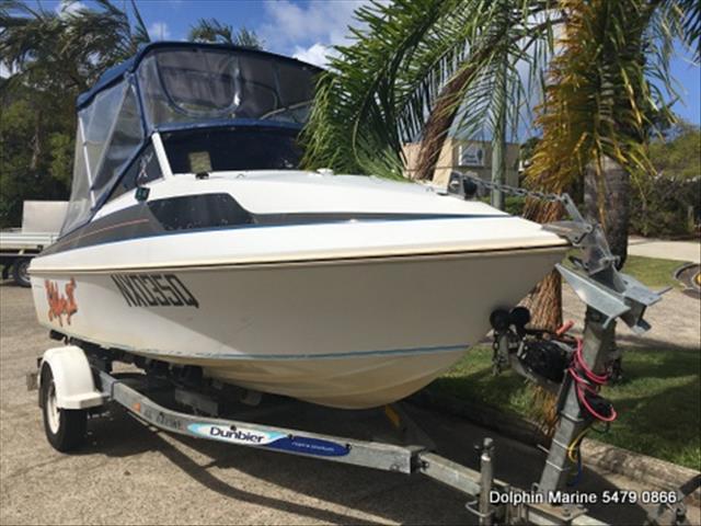 Bermuda 460 Renegade