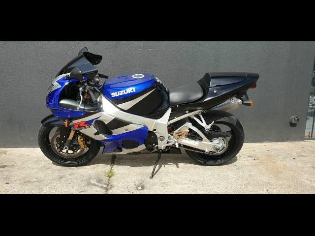 2002  SUZUKI GSXR 1000
