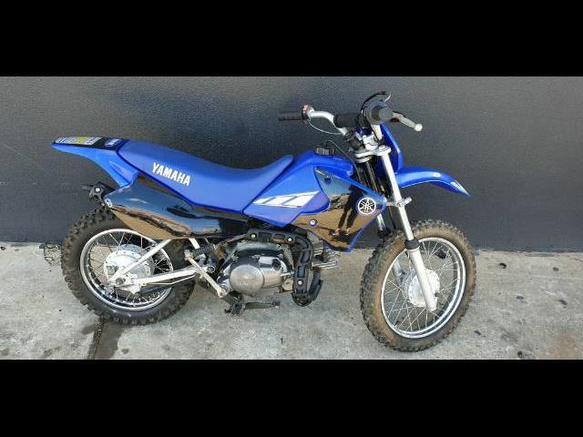 2007  YAMAHA TTR90