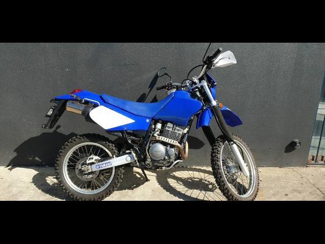 2009  YAMAHA TTR250