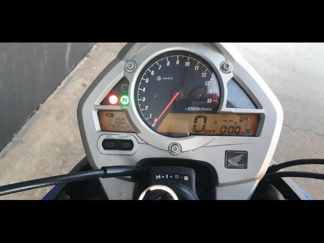 2008  HONDA CB600F