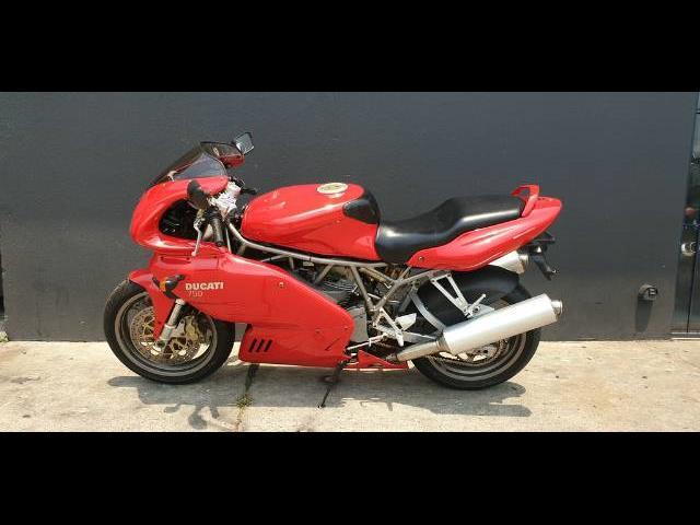 2003  DUCATI 750SS