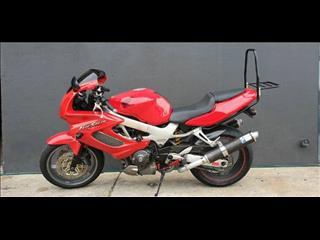 2001  HONDA VTR1000F