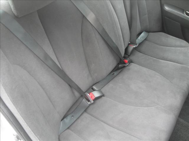 2011 NISSAN TIIDA ST C11 S3 SEDAN