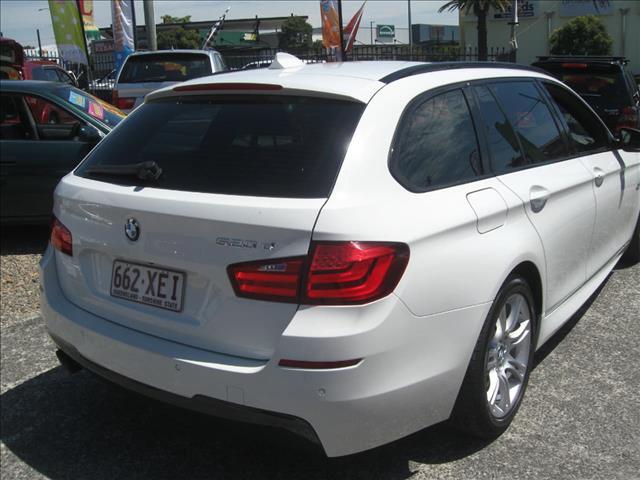 2011 BMW 520D  F11 WAGON