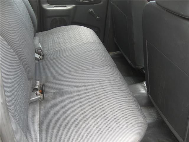 2004 MITSUBISHI TRITON GLX MK CAB CHASSIS