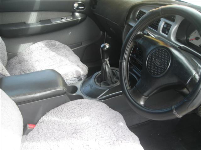 2005 FORD COURIER GL PH (Upgrade) UTILITY