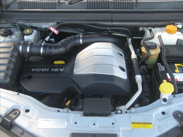 2010 HOLDEN CAPTIVA CX CG WAGON