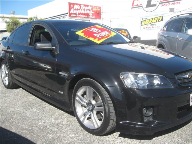 2009 HOLDEN COMMODORE SS VE SEDAN